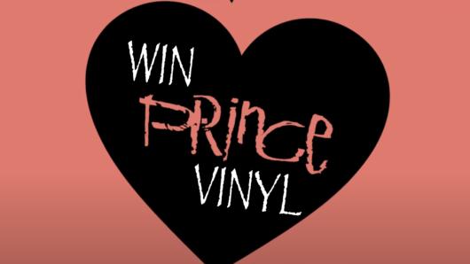 Win 3 classic Prince Albums on Vinyl