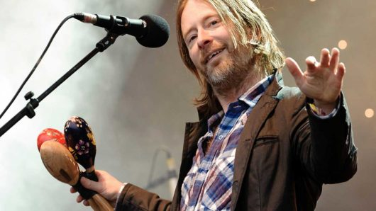 Radiohead Auction Off Thom Yorke's 'Lotus Flower' Bowler Hat For Charity
