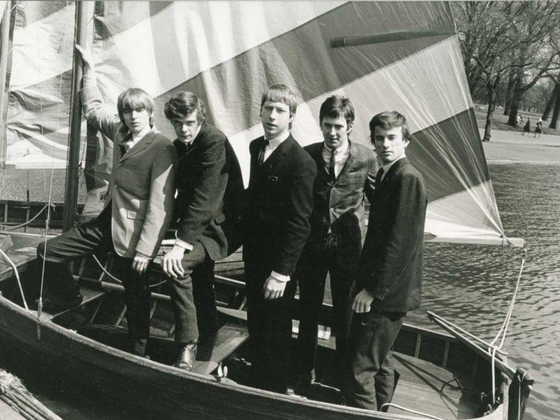 Five Live Yardbirds: When Eric Clapton Began To Take Flight