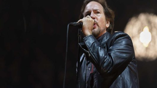 Eddie Vedder Drops Expanded Six-track 'Matter Of Time' EP