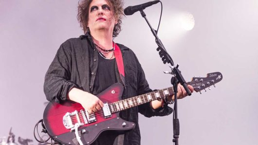See The Cure's Robert Smith Perform Three Songs For Charity Livestream