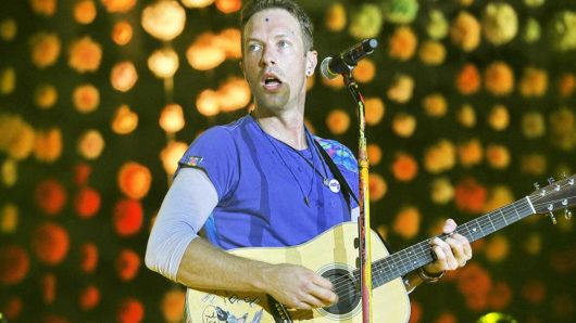 Coldplay Tease A New Possible Project With 'Alien Radio' Site