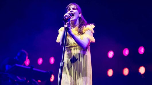 Chvrches Are Back With New Song, 'He Said She Said', Listen Below