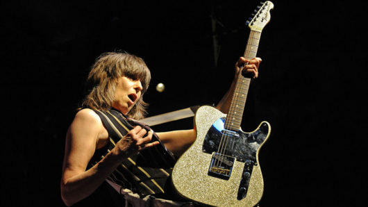 Chrissie Hynde Set To Release Bob Dylan Covers Album