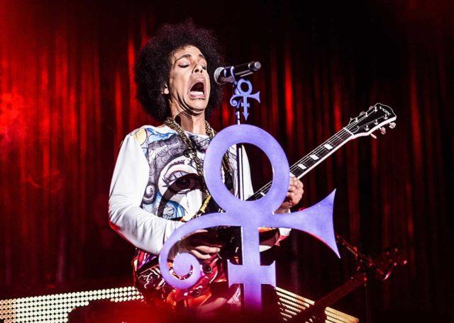 Prince live 2014