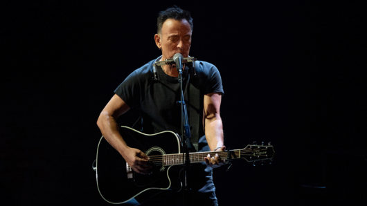 Bruce Springsteen Confirms Killers Collaboration Coming Soon