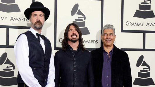 Dave Grohl – Surviving Nirvana Members Have Recorded New Music
