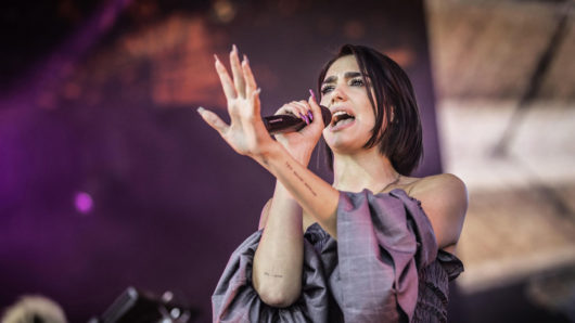 Dua Lipa Reschedules Shows, Adds New Dates To 'Future Nostalgia' Tour