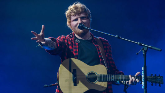 Home Video Of Ed Sheeran In School Production Of 'Grease' Set For Auction