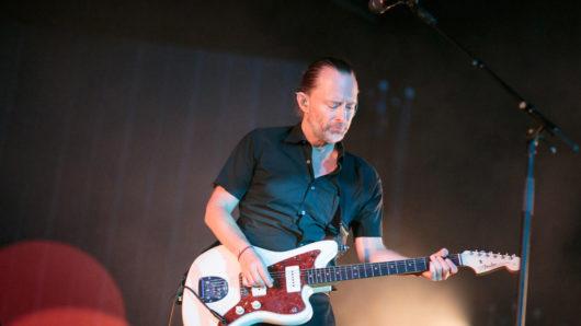 Radiohead To Raffle Rare Vinyl Test Pressing Of 'Kid A' For Gig Buddies Charity