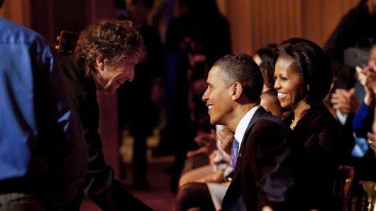 Barack Obama Summer Playlist Includes Joni Mitchell, Migos, Dylan