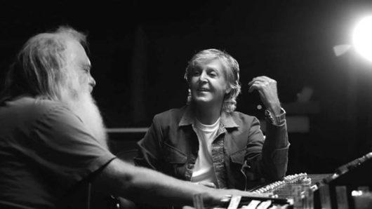 Watch Paul McCartney Rick Rubin Documentary Trailer
