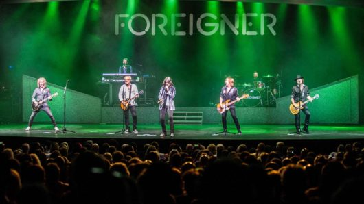 Foreigner Host Pop-Up COVID-19 Vaccination Clinic At Nashville Show