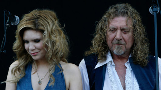 Robert Plant And Alison Krauss Share New Song, 'High And Lonesome'