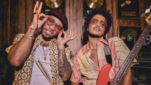 Bruno Mars And Anderson .Paak Share New Song