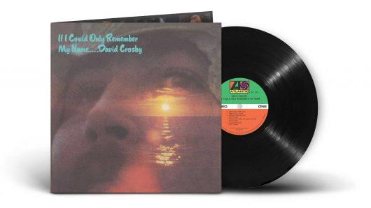 Listen: David Crosby Shares Previously Unreleased Demo