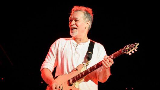 Pasadena Officially Approves Eddie Van Halen Memorial Plaque