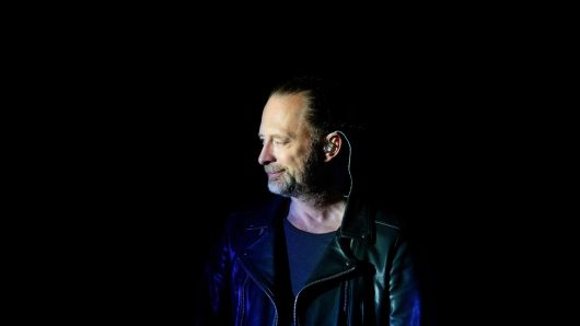 Radiohead's Thom Yorke To Co-Curate 'Kid A' Artwork Exhibition With Artist Stanley Donwood