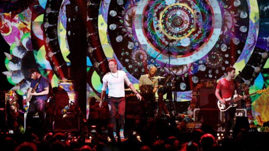 Coldplay Reveal Details Of Eco-Sustainable 2022 World Stadium Tour