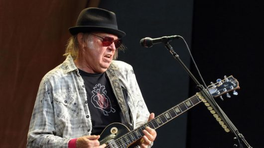 Neil Young & Crazy Horse Announce New Album, 'Barn'